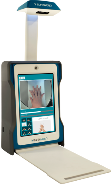 SureWash GO- Pharmaceutical hand hygiene training