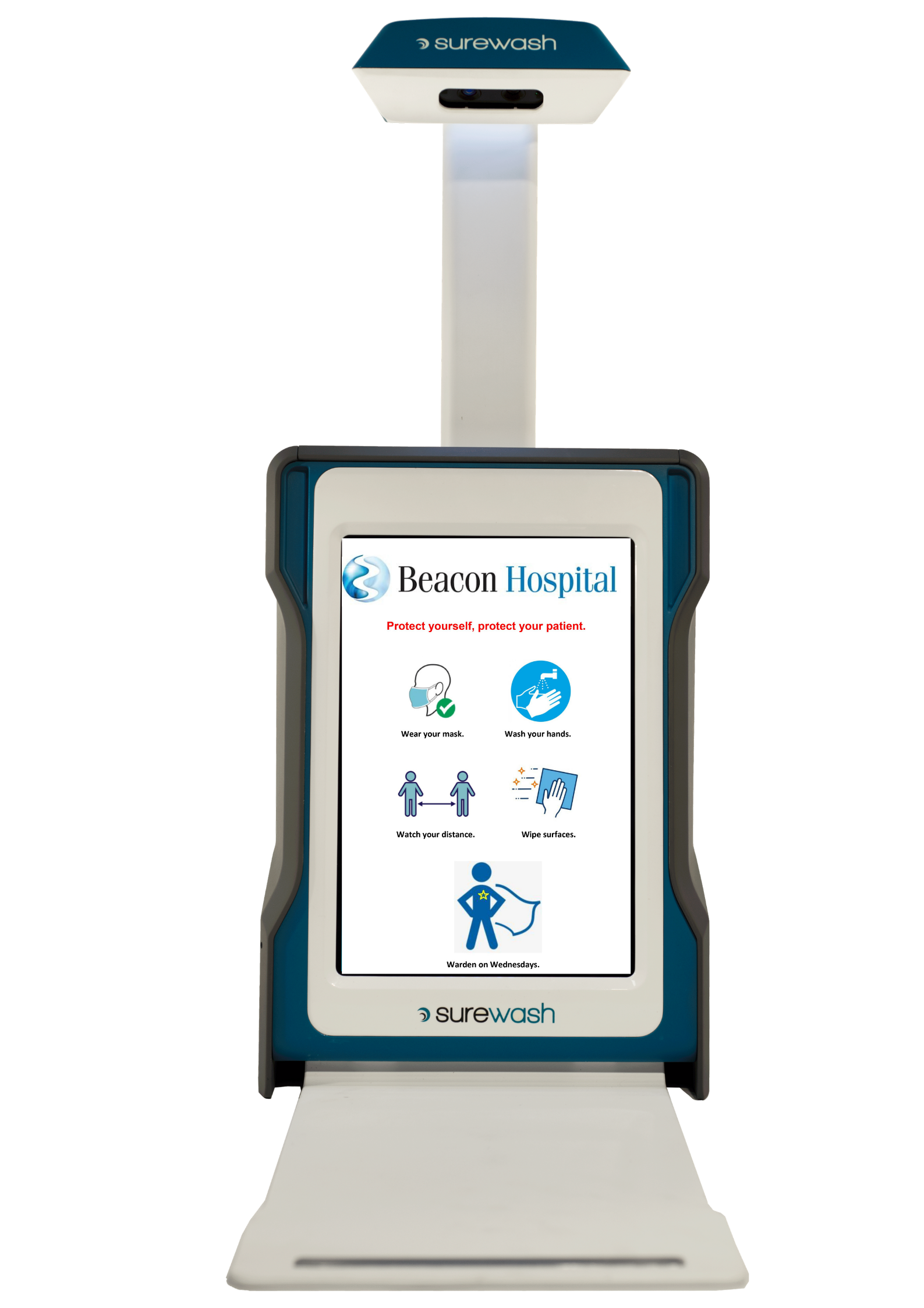 beacon-hospital-hand-hygiene-training-surewash