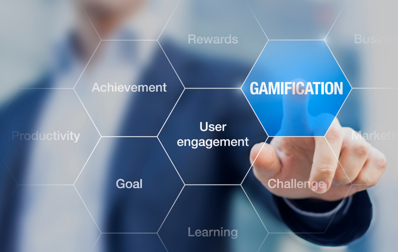 The use of gamification in hand hygiene training