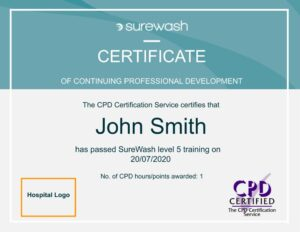 SureWash-customisation-certified-hand-hygiene-training