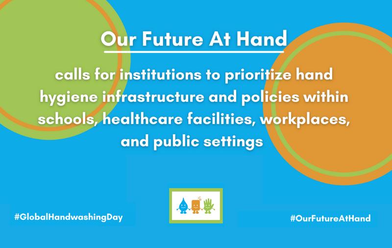 Global Handwashing Day 2021