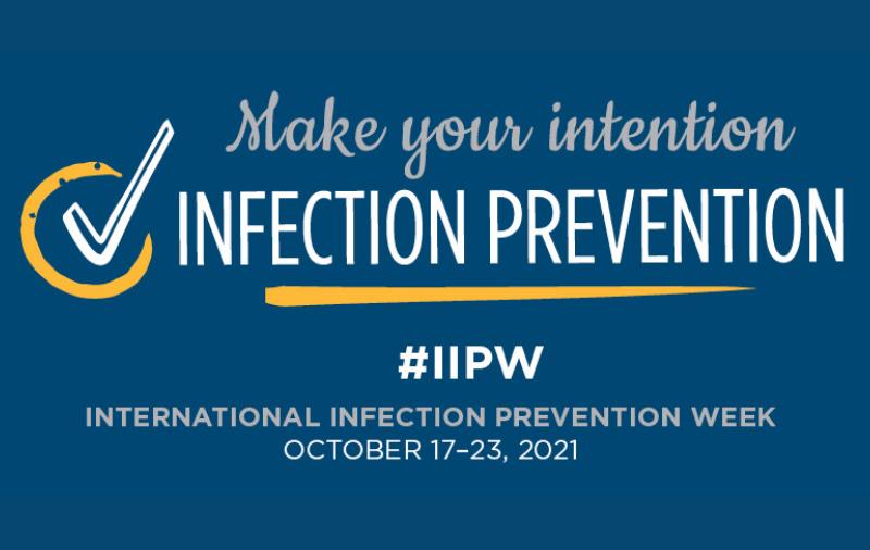 International Infection Prevention Week 2021